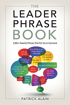 The Leader Phrase Book By Alain, Patrick